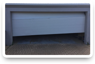 Garage door servicing system and company